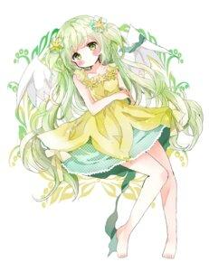 Rating: Safe Score: 29 Tags: dress feet tsukiyo_(skymint) User: KazukiNanako