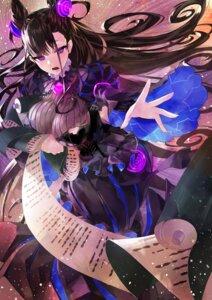 Rating: Safe Score: 42 Tags: dress fate/grand_order murasaki_shikibu_(fate) poriuretan User: Mr_GT