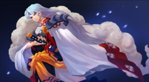 Rating: Safe Score: 8 Tags: grandialee inuyasha male sesshoumaru sword User: charunetra