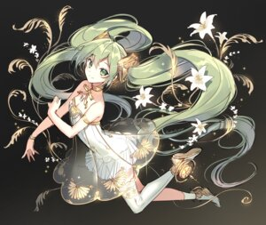 Rating: Safe Score: 11 Tags: cleavage dress hatsune_miku nardack see_through sketch thighhighs vocaloid User: Mr_GT