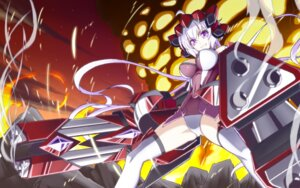 Rating: Questionable Score: 25 Tags: bodysuit h-new senki_zesshou_symphogear wallpaper yukine_chris User: Madao