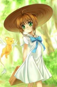 Rating: Safe Score: 13 Tags: card_captor_sakura dress kerberos kinomoto_sakura moonknives summer_dress User: blooregardo