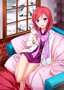 Rating: Safe Score: 86 Tags: love_live! nishikino_maki tucana User: Mr_GT