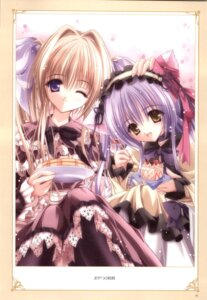 Rating: Safe Score: 13 Tags: cafe_little_wish karen_(cafe_little_wish) lolita_fashion mina tinkle User: noirblack