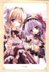 Rating: Safe Score: 13 Tags: cafe_little_wish karen_(cafe_little_wish) lolita_fashion mina tinkle User: noirblack