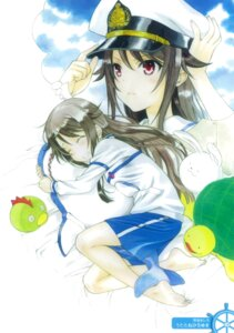 Rating: Safe Score: 27 Tags: gym_uniform high_school_fleet munetani_mashiro utatane_hiroyuki User: Radioactive