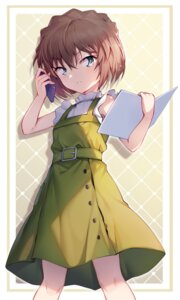 Rating: Safe Score: 11 Tags: detective_conan dress haibara_ai taro_(ultrataro) User: Dreista