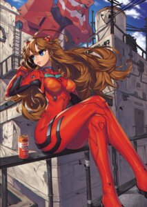 Rating: Safe Score: 32 Tags: bodysuit catcat136 eva_02 mecha neon_genesis_evangelion souryuu_asuka_langley User: Mr_GT
