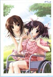 Rating: Safe Score: 7 Tags: kashima_mifu kashima_neo matsuo_yukihiro memories_off omoide_ni_kawaru_kimi_memories_off User: admin2