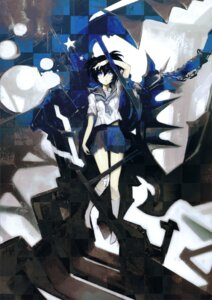 Rating: Safe Score: 38 Tags: black_rock_shooter huke kuroi_mato seifuku vocaloid User: animeprincess