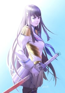Rating: Safe Score: 22 Tags: kill_la_kill kiryuuin_satsuki sword yuukikuchi User: Radioactive