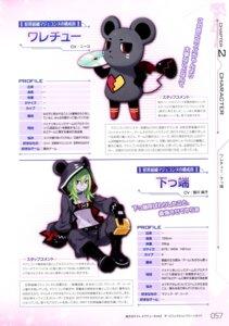 Rating: Safe Score: 1 Tags: choujigen_game_neptune choujigen_game_neptune_mk2 linda_(choujigen_game_neptune) pirachu profile_page tsunako User: donicila