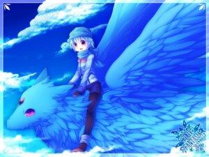 Rating: Safe Score: 8 Tags: kurosu pantyhose pixiv_fantasia pixiv_fantasia_new_world User: 椎名深夏