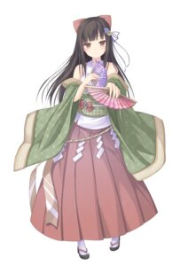 Rating: Safe Score: 37 Tags: japanese_clothes sasakura_momizi User: charunetra