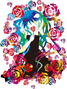 Rating: Safe Score: 7 Tags: 1mm dress hatsune_miku vocaloid User: Radioactive
