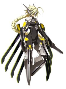 Rating: Safe Score: 16 Tags: blazblue bodysuit lambda-11 User: Radioactive