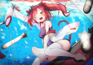 Rating: Safe Score: 2 Tags: animal_ears azur_lane nekomimi swimsuits tagme tail thighhighs User: Mr_GT