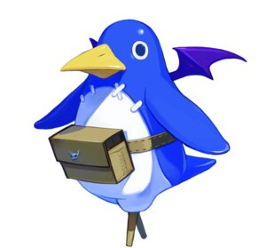 Rating: Safe Score: 6 Tags: disgaea nippon_ichi_software prinny wings User: Radioactive