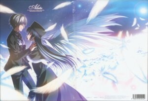 Rating: Safe Score: 13 Tags: amamiya_yuuko crease ef_~a_fairytale_of_the_two~ himura_yuu nanao_naru screening wings User: admin2