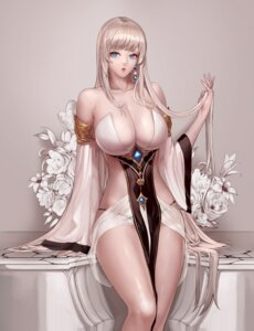 Rating: Safe Score: 73 Tags: cleavage dungeon_fighter monaim pantsu see_through User: Mr_GT