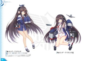 Rating: Safe Score: 10 Tags: azur_lane bandaid headphones long_island_(azur_lane) uniform User: Twinsenzw
