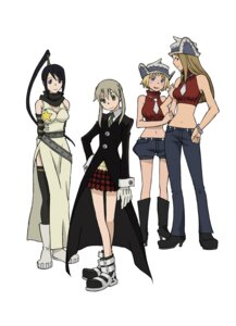 Rating: Safe Score: 14 Tags: elizabeth_thompson maka_albarn nakatsukasa_tsubaki patricia_thompson soul_eater User: Radioactive