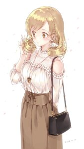 Rating: Safe Score: 25 Tags: puella_magi_madoka_magica see_through tagme tomoe_mami User: Spidey