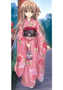 Rating: Questionable Score: 48 Tags: aomi_maika karomix karory kimono User: Twinsenzw