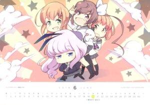 Rating: Safe Score: 15 Tags: calendar ichinose_hana momochi_tamate overfiltered pantyhose seifuku sengoku_kamuri slow_start sweater takashima_hiromi thighhighs tokura_eiko User: xiaowufeixia
