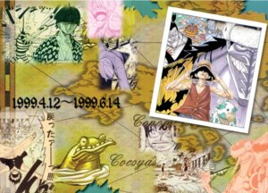 Rating: Safe Score: 4 Tags: arlong chew hacchan kuroobi male mohmoo monkey_d_luffy oda_eiichirou one_piece User: Davison
