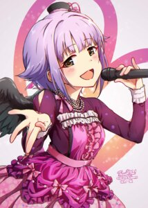 Rating: Safe Score: 27 Tags: ayano_yuu koshimizu_sachiko the_idolm@ster the_idolm@ster_cinderella_girls wings User: animeprincess