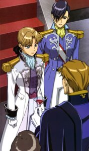 Rating: Safe Score: 4 Tags: gundam gundam_wing relena_peacecraft treize_khushrenada User: Share