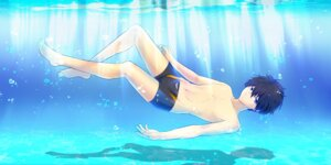 Rating: Safe Score: 6 Tags: free! high_speed! male nanase_haruka nekoman10 swimsuits User: kunkakun