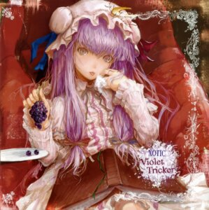 Rating: Safe Score: 21 Tags: fuyuno_haruaki lolita_fashion patchouli_knowledge techno_fuyuno touhou User: midzki