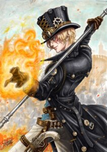 Rating: Safe Score: 18 Tags: gun male one_piece sabo takumi_(marlboro) weapon User: Radioactive