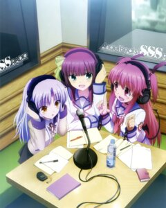 Rating: Safe Score: 55 Tags: angel_beats! headphones seifuku tenshi yui_(angel_beats!) yurippe User: Ravenblitz