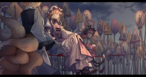 Rating: Safe Score: 30 Tags: animal_ears chen ouka_musci tail touhou yakumo_ran yakumo_yukari User: Mr_GT