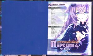 Rating: Safe Score: 9 Tags: bodysuit choujigen_game_neptune cleavage index_page User: Karm80