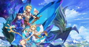 Rating: Questionable Score: 12 Tags: armor cygames daoko dragalia_lost dress euden fairy male_my_unit_(dragalia_lost) midgardsormr monster nintendo notte sword tagme weapon wings zethia User: fly24