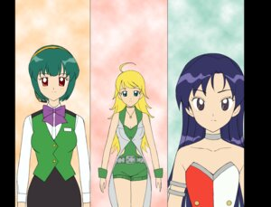 Rating: Safe Score: 4 Tags: a1 hoshii_miki initial-g kisaragi_chihaya otonashi_kotori parody sailor_moon the_idolm@ster User: Radioactive