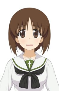 Rating: Safe Score: 8 Tags: a1 girls_und_panzer initial-g nishizumi_miho seifuku User: NotRadioactiveHonest