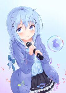 Rating: Safe Score: 34 Tags: gochuumon_wa_usagi_desu_ka? kafuu_chino miki_yuu User: Mr_GT