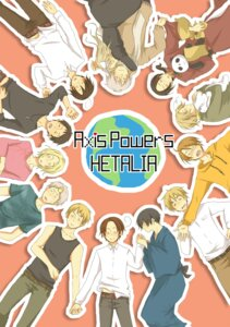 Rating: Safe Score: 6 Tags: america belarus canada china france germany hetalia_axis_powers japan mokiji north_italy prussia russia south_italy spain united_kingdom User: Radioactive