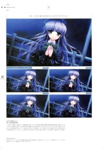 Rating: Questionable Score: 14 Tags: furukawa_yui kuroya_shinobu ushinawareta_mirai_wo_motomete User: Twinsenzw