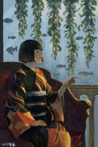 Rating: Safe Score: 6 Tags: kimono zennosuke User: Noodoll