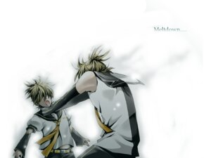 Rating: Safe Score: 4 Tags: hakuseki kagamine_len male meltdown_(vocaloid) vocaloid User: charunetra