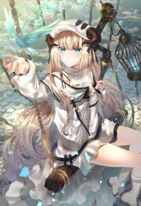 Rating: Safe Score: 21 Tags: arknights heels horns nightingale_(arknights) sweater takano_jiyuu User: Dreista