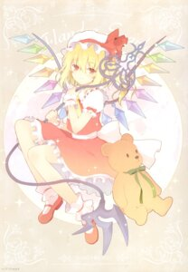 Rating: Safe Score: 4 Tags: 6u flandre_scarlet touhou wings User: Radioactive