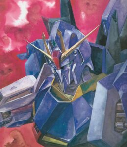 Rating: Safe Score: 5 Tags: gundam mecha sano_hirotoshi zeta_gundam User: Radioactive