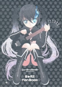Rating: Safe Score: 8 Tags: black_rock_shooter black_rock_shooter_(character) rami vocaloid User: Radioactive